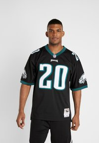 Mitchell & Ness - NFL LEGACY EAGLES DAWKINS  - Article de supporter - black - 0