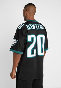 Mitchell & Ness - NFL LEGACY EAGLES DAWKINS  - Article de supporter - black - 2