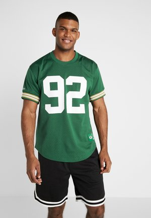 NFL CREWNECK REGGIE WHITE GREEN BAY PACKERS - Fanartikel - green
