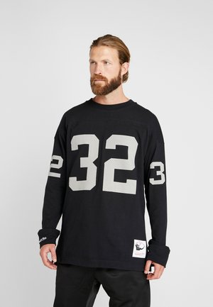 NFL NAME NUMBER LA RAIDERS M. ALLEN - Langarmshirt - black