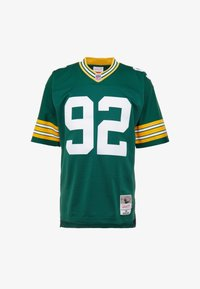 Mitchell & Ness - NFL GREEN BAY PACKERS LEGACY  - Fanartikel - dark green - 5