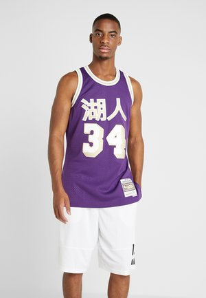 NBA SWINGMAN LA LAKERS - Pelipaita - purple/black