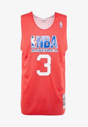 NBA ALL STAR 1991 REVERSIBLE PRACTICE PATRICK EWING - Klubbkläder - red