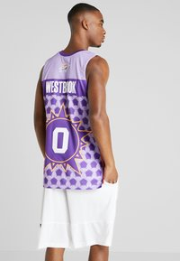 Mitchell & Ness - NBA AUTHENTIC ROOKIE GAME RUSSELL WESTBROOK 2009 #0 - Top - purple - 2