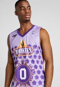 Mitchell & Ness - NBA AUTHENTIC ROOKIE GAME RUSSELL WESTBROOK 2009 #0 - Top - purple - 5