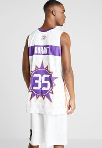 Mitchell & Ness - NBA AUTHENTIC ROOKIE GAME SOPHOMORE KEVIN DURANT 2009 #35 - Fanartikel - white - 2
