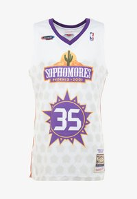 Mitchell & Ness - NBA AUTHENTIC ROOKIE GAME SOPHOMORE KEVIN DURANT 2009 #35 - Fanartikel - white - 4