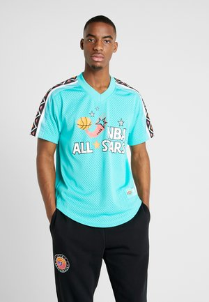 NBA TEAM DNA SUBLIMATION SHIRT ALL STAR 1991 - T-shirt print - teal