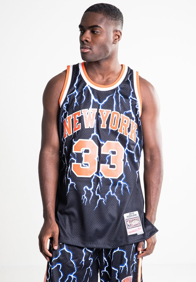MITCHELL & NESS NBA SWINGMAN - Top - black