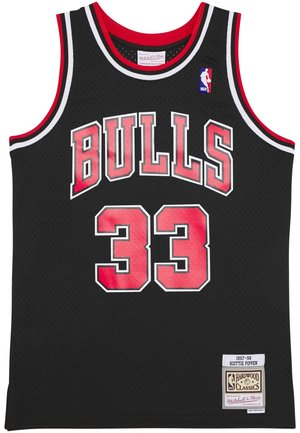 TANKTOP NBA 2.0 CHICAGO BULLS - SCOTTIE PIPPEN #33 - Fanartikel - black
