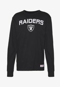 Mitchell & Ness - NFL OAKLAND RAIDERS HOWIE LONG THE 80S SUPERBOWL PACK LONGSLEEVE - Equipación de clubes - black - 5
