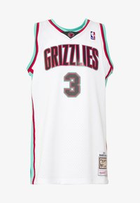 Mitchell & Ness - NBA VANCOUVER GRIZZLIES BRYANT REEVES NBA SWINGMAN - Fanartikel - white - 3