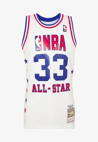 Mitchell & Ness - NBA ALL STAR EAST SWINGMAN JERSEY LARRY BIRD - Fanartikel - white - 4