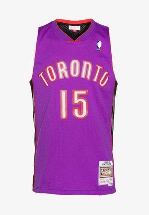NBA TORONTO RAPTORS VINCE CARTER SWINGMAN - Fanartikel - purple