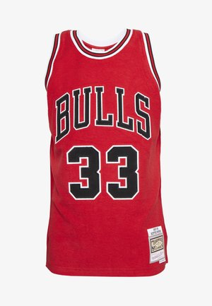 NBA CHICAGO BULLS REVERSED  - Artykuły klubowe - red