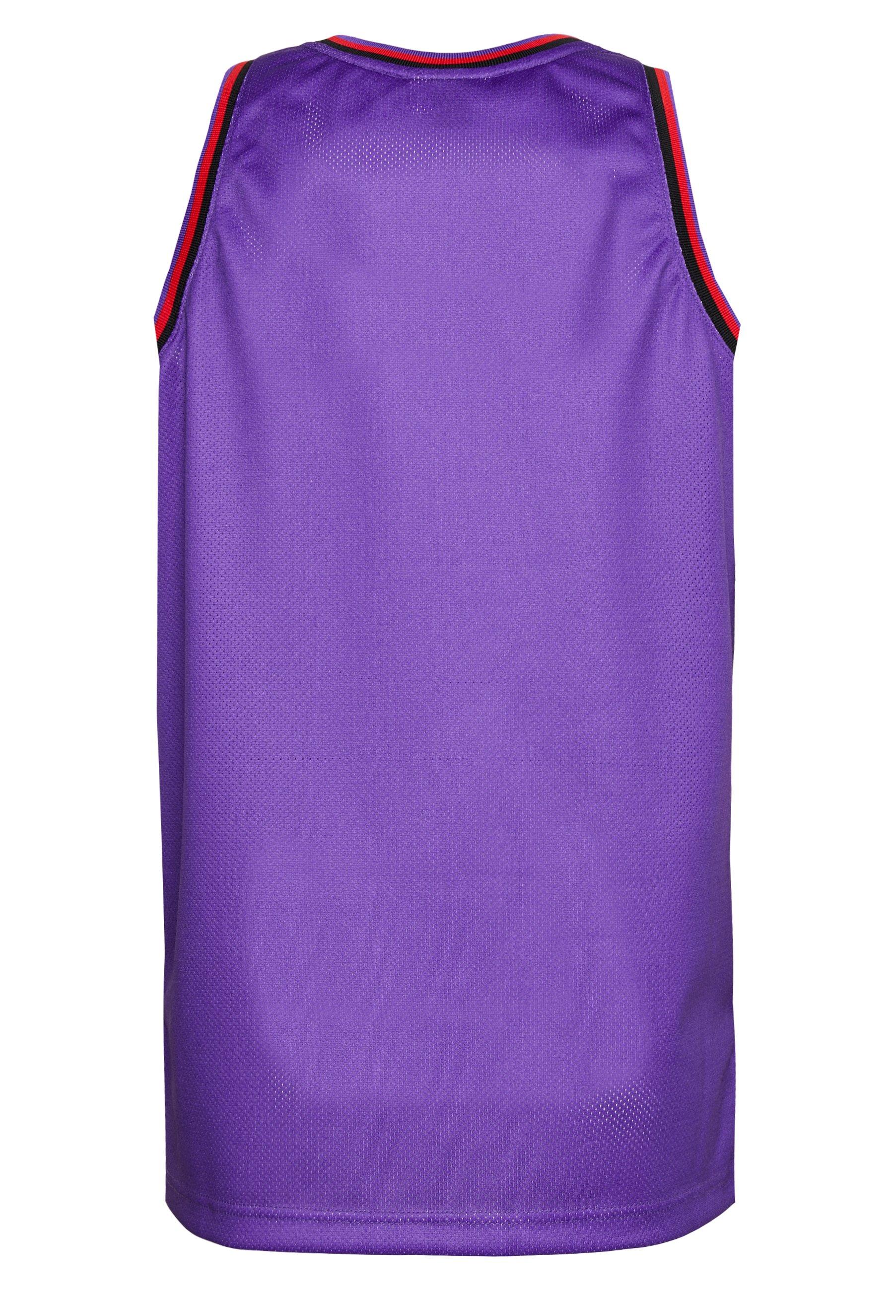 Mitchell & Ness NBA TORONTO RAPTORS BIG FACE - Squadra - purple