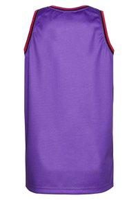 Mitchell & Ness - NBA TORONTO RAPTORS BIG FACE - Fanartikel - purple - 1