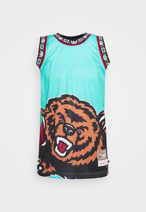 NBA VANCOUVER BIG FACE GRIZZLIES - Fanartikel - teal