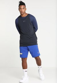 Mitchell & Ness - NBA DENVER NUGGETS SWINGMAN SHORT - Pantalón corto de deporte - royal/multi - 1