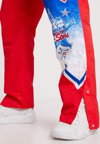 Mitchell & Ness - NBA ALL STAR EAST 1991 WARM UP PANT - Pantalon de survêtement - red