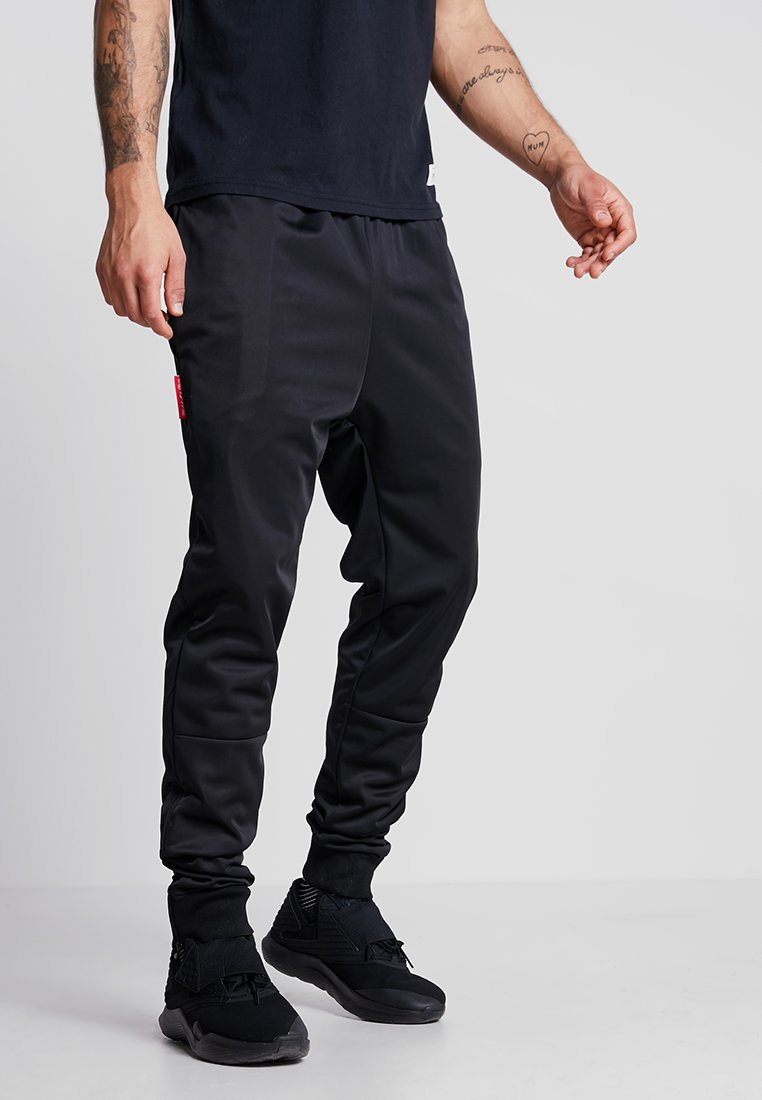 Mitchell & Ness - TRACK PANT - Tracksuit bottoms - black