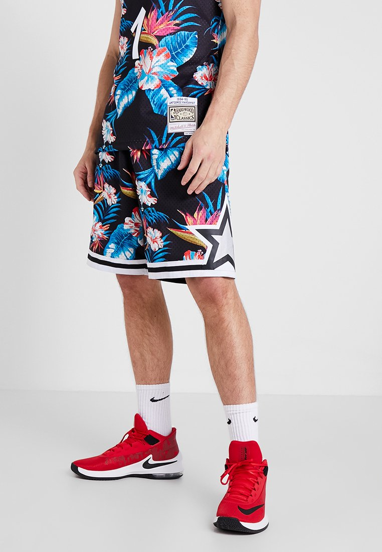 Mitchell & Ness - NBA ORLANDO MAGIC FLORAL SWINGMAN SHORT - Sports shorts - multi-coloured