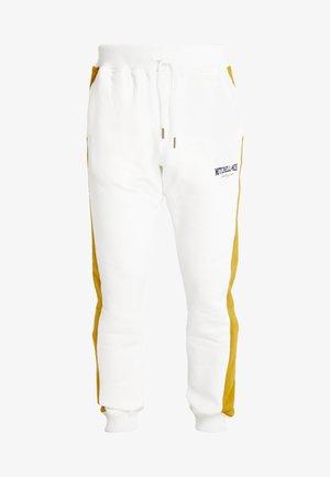 PANELED - Pantaloni sportivi - off white