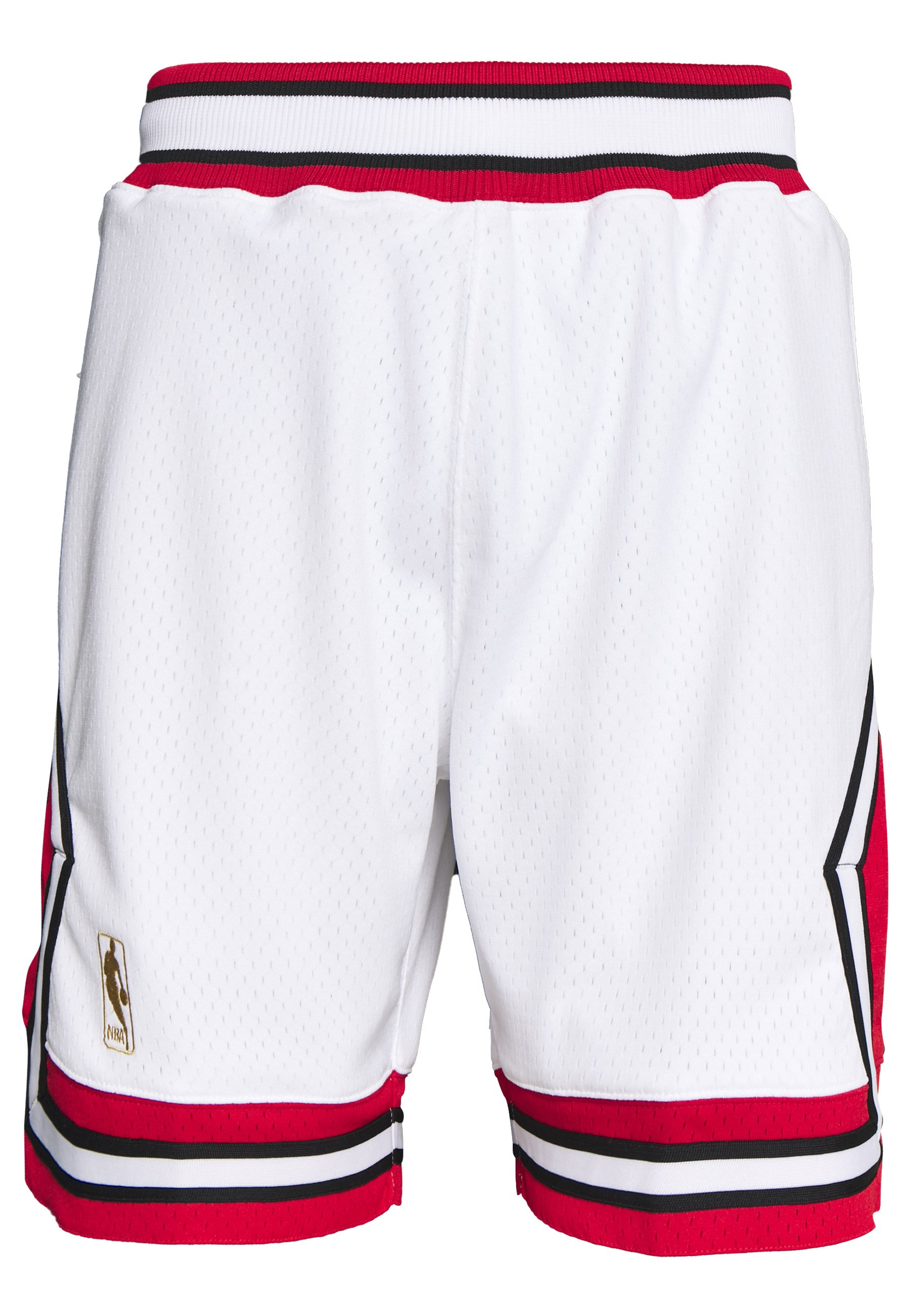 Mitchell & Ness NBA CHICAGO BULLS AUTHENTIC SHORTS - Short de sport - white