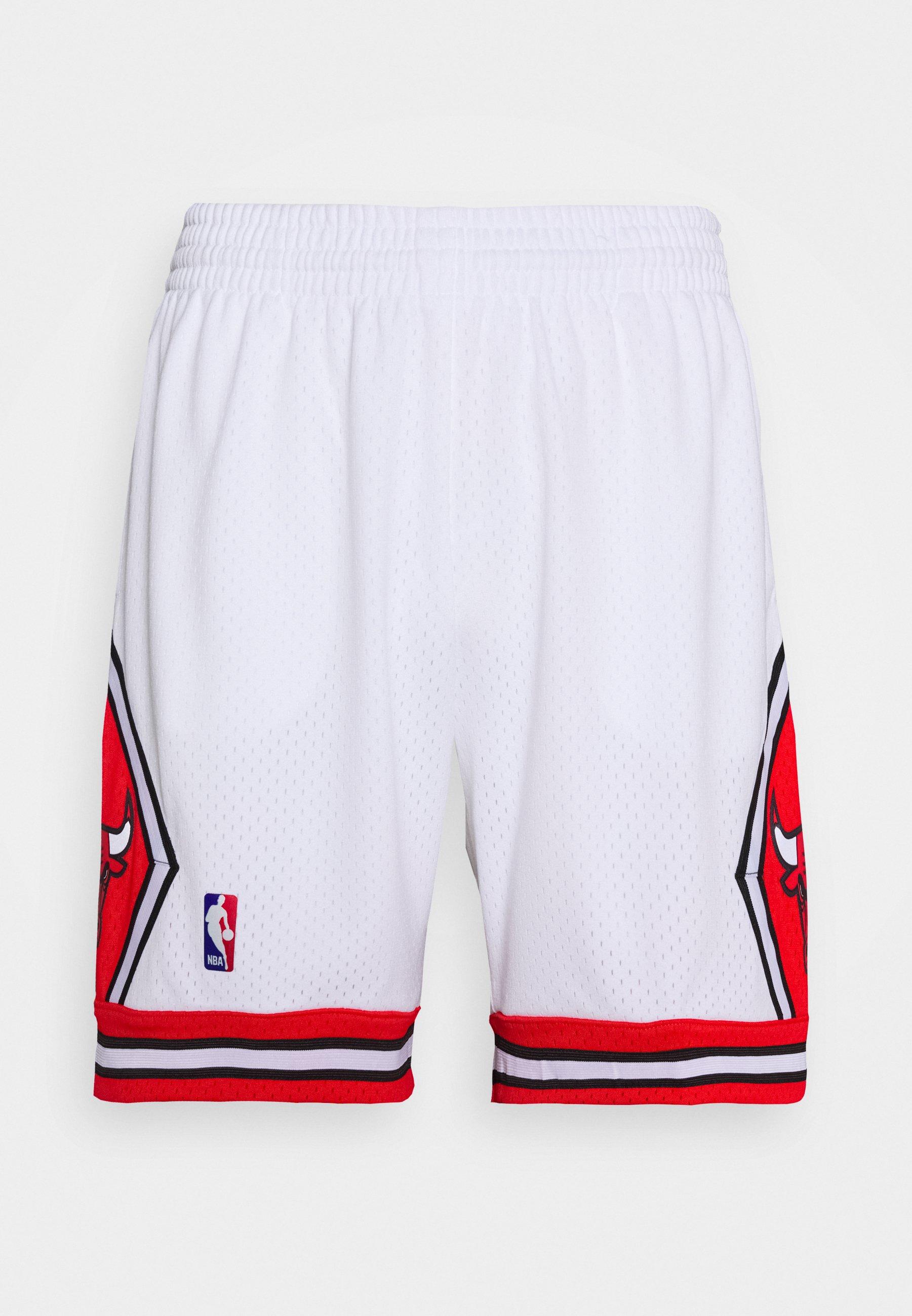 NBA CHICAGO BULLS SWINGMAN Short de sport white