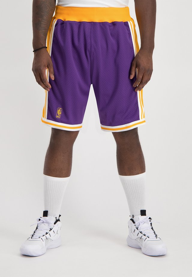 NBA AUTHENTIC  - Sports shorts - purple