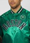 Mitchell & Ness - NBA BOSTON CELTICS LIGHTWEIGHT JACKET - Club wear - green