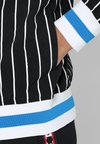 Mitchell & Ness - NBA ORLANDO MAGIC AUTHENTIC WARM UP JACKET - Artykuły klubowe - blue/black
