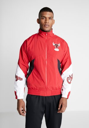 NBA CHICAGO BULLS MIDSEASON - Veste de survêtement - red