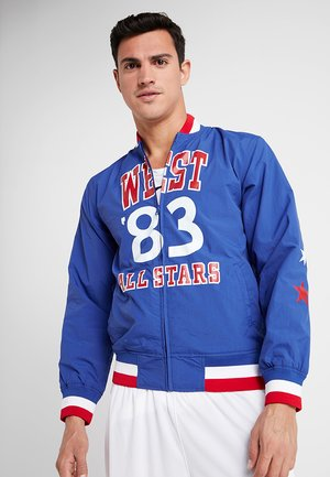 NBA ALL STAR TEAM 1983 HISTORY WARM UP JACKET - Club wear - royal