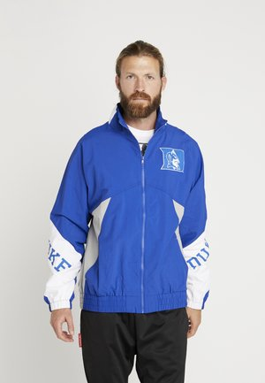 DUKE BLUE DEVILS MID SEASON WINDBREAKER 2.0 - Pelipaita - royal/grey