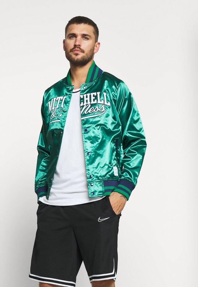 JACKET - Klubové oblečení - dark green