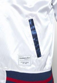 Mitchell & Ness - Veste de survêtement - white - 5
