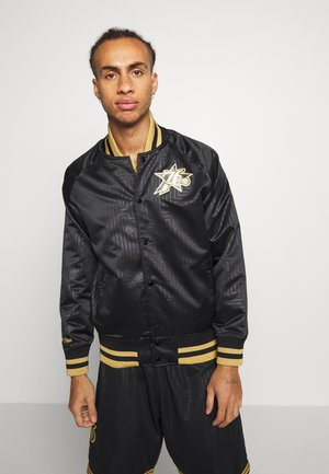 NBA PHILADELPHIA 76ERS JACKET - Article de supporter - black