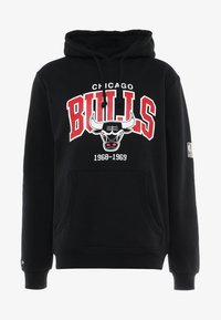 Mitchell & Ness - NBA ARCH LOGO HOODY CHICAGO BULLS - Artykuły klubowe - black - 3