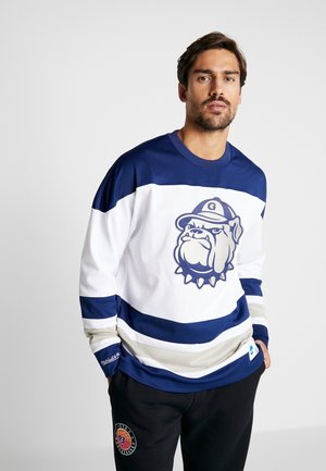 NCAA HOCKEY - T-shirt à manches longues - royal/sand