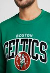 Mitchell & Ness - NBA BOSTON CELTICS ARCH CREWNECK - Club wear - green