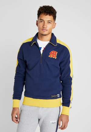 LEGENDARY HALF ZIP  - Sweat polaire - navy