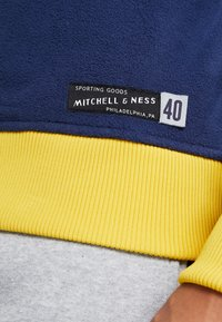 Mitchell & Ness - LEGENDARY HALF ZIP  - Forro polar - navy - 6