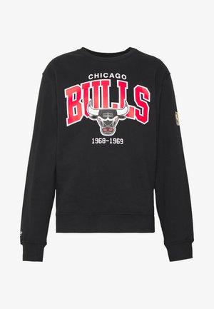 NBA CHICAGO BULLS ARCH LOGO - Mikina - black