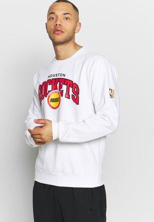 NBA HOUSTON ROCKETS LOGO  - Klubové oblečení - white