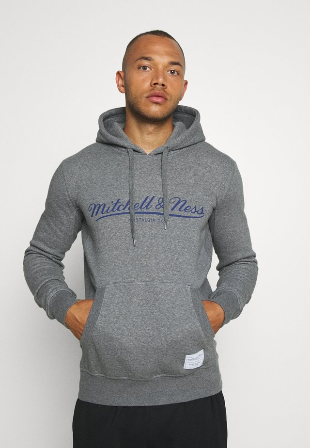 CLASSIC HOODIE - Sweat à capuche - grey heather