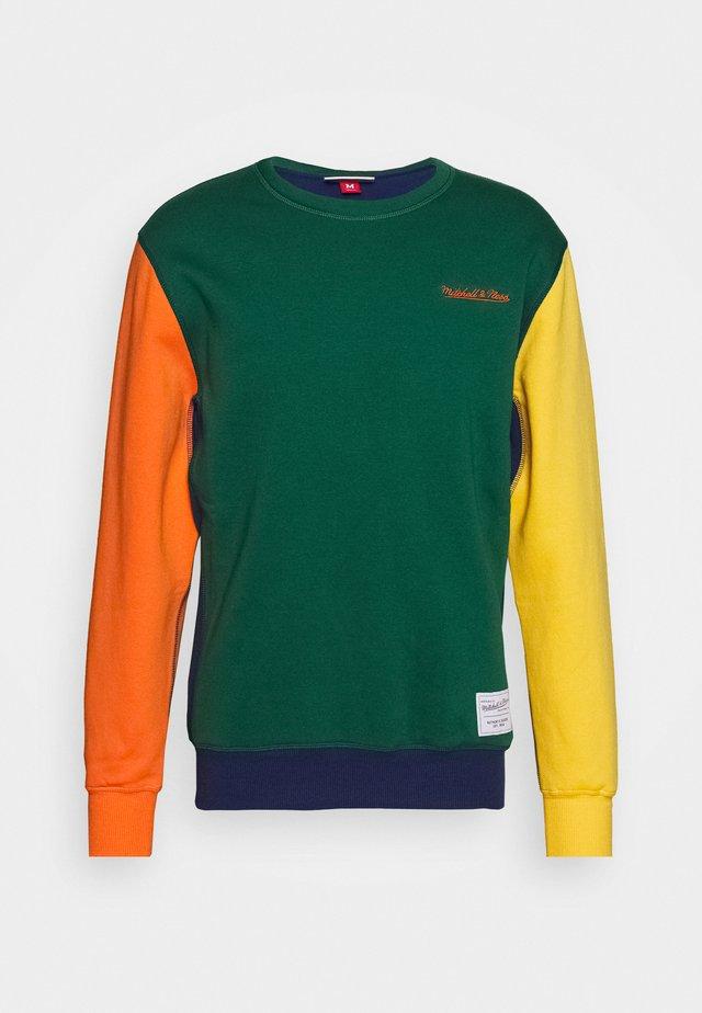 Sweatshirts - dark green