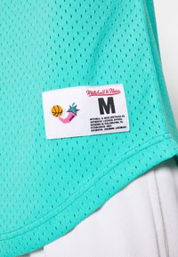 Mitchell & Ness - NBA ALL STAR NAME NUMBER - T-shirt print - teal - 6