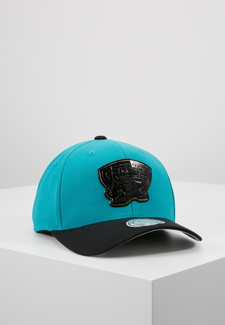 Mitchell & Ness - NBA VANCOUVER GRIZZLIES PRESTO SNAPBACK - Caps - teal/black
