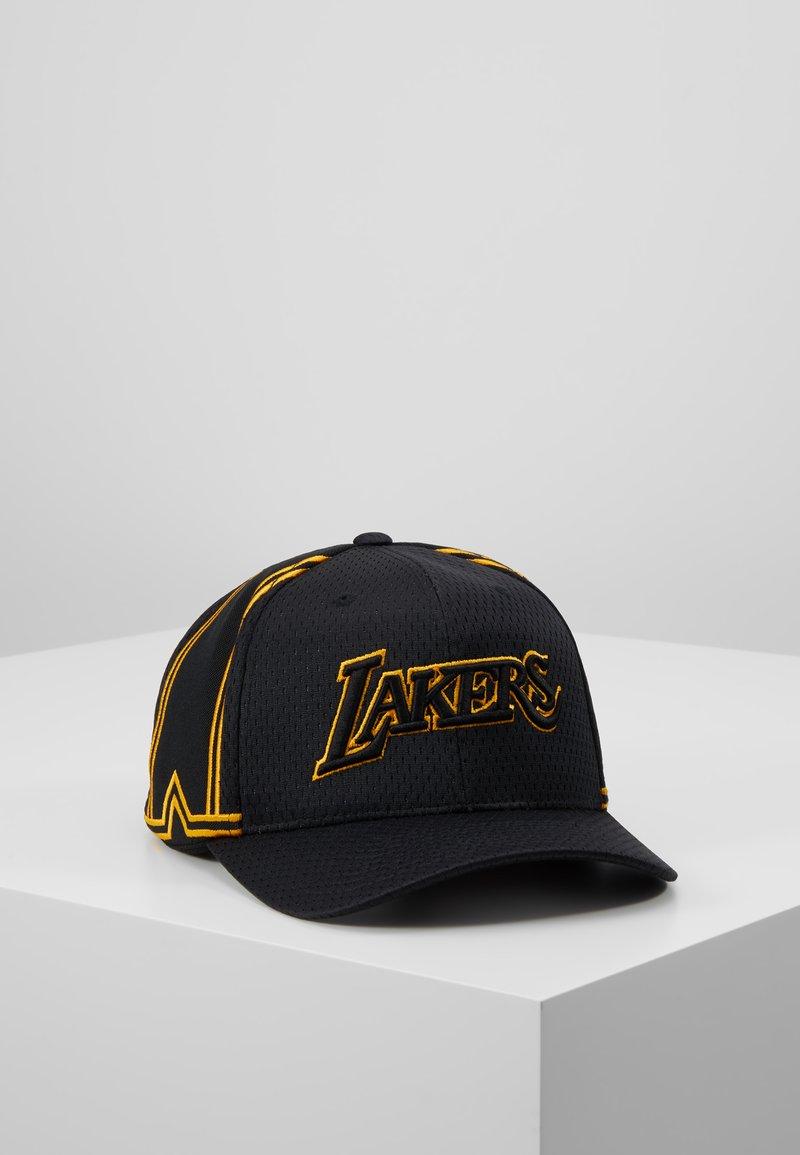 Mitchell & Ness - NBA CITY SERIES SNAPBACK LA LAKERS - Casquette - black